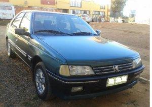 Peugeot 405 1999, Manual, 2 litres