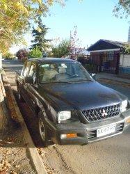 Mitsubishi L200 2004, Manual, 2 litres