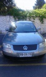 Volkswagen Passat 2002, Automática