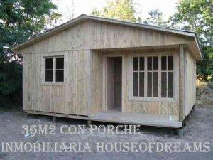 Aproveche promocion invernal casas prefabricadas for Precios de casas prefabricadas economicas