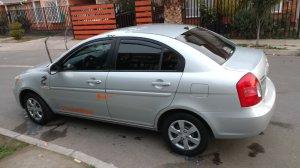 Hyundai Accent 2010, Manual, 1,4 litres