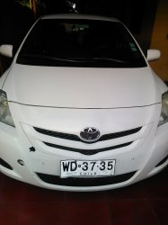 Toyota Yaris 2007, Manual, 1 litres