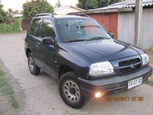 Suzuki Grand Vitara 2000, Manual
