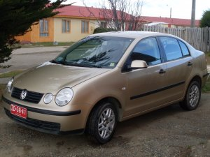 Volkswagen Polo 2005, Manual, 1.6 litres