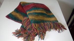 Tejedora A Palillo Y Crochet