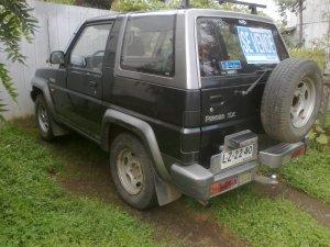 Daihatsu Feroza 1995, Manual, 1,6 litres