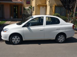 Toyota Yaris 2004, Manual, 1.5 litres