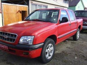 Chevrolet S-10 2005, Manual, 2,4 litres