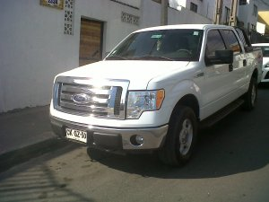 Ford F-150 2010, 9 litres