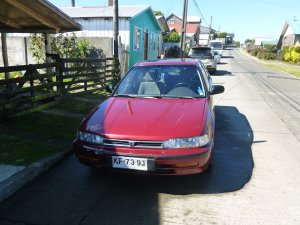 Honda Accord 1993, Automática, 2 litres