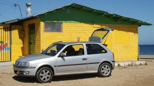 Volkswagen Gol 2004, Manual