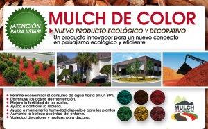 Mulch color chile astillas decorativas de madera for Astillas de madera para jardin