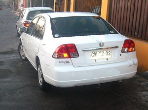 Honda Civic 2003, Automática, 1,5 litres