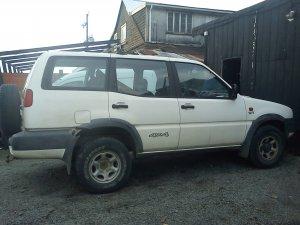 Nissan Terrano II 2000, Manual, 2,3 litres