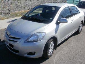 Toyota Yaris 2008, Manual