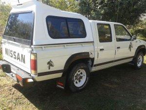 Nissan Terrano 1996, Manual, 2,4 litres