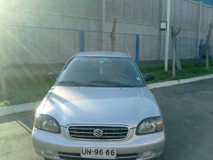 Suzuki Baleno 2001, Manual