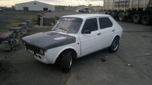 Seat Ibiza 1986, Manual, 0,8 litres