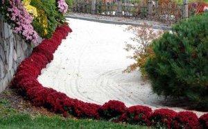 Gravilla blanca decorativa para jardines piscinas - Precio grava blanca ...
