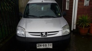 Peugeot Partner 2006, Manual, 1,9 litres