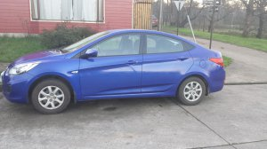 Hyundai Accent 2012, Manual, 1,4 litres