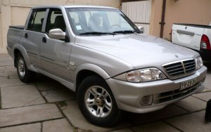 Ssang Yong Musso 2005, Manual, 2.9 litres