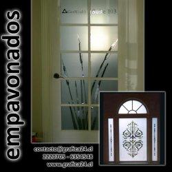 Film empavonado para vidrios decoracion santiago for Decoracion hogar santiago chile