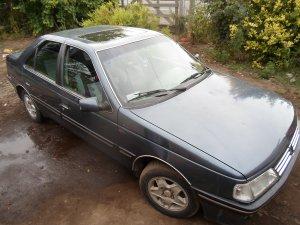 Peugeot 406 1995, Automática