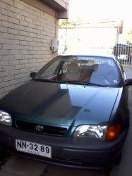 Toyota Tercel 1996, Automática
