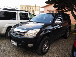 Great Wall Hover 2010, Manual, 2,4 litres