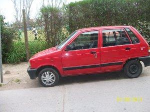 Suzuki Alto 2000, Automática, 1,3 litres