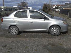 Toyota Yaris 2003, Manual, 1,6 litres