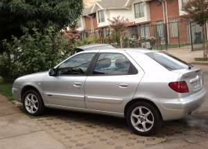 Citroen Xsara 2003, Manual, 1,6 litres