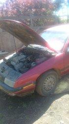 Chevrolet Corsica 1990, Automática, 2,8 litres